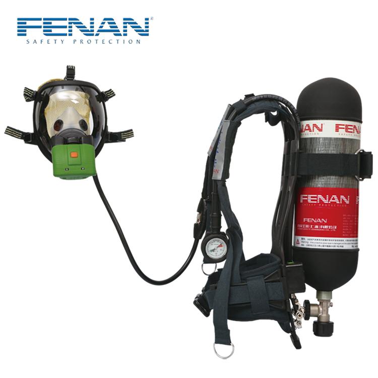 新3C正压式消防空气呼吸器